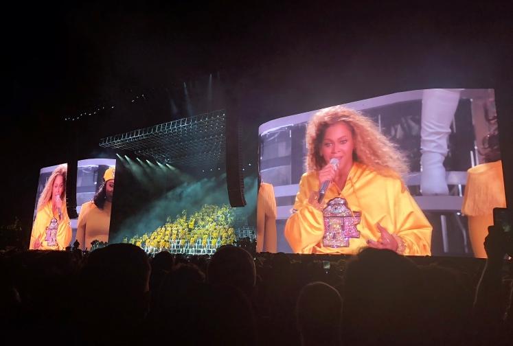 Beyonce @ Coachella 2018 - www.kateyblaire.com